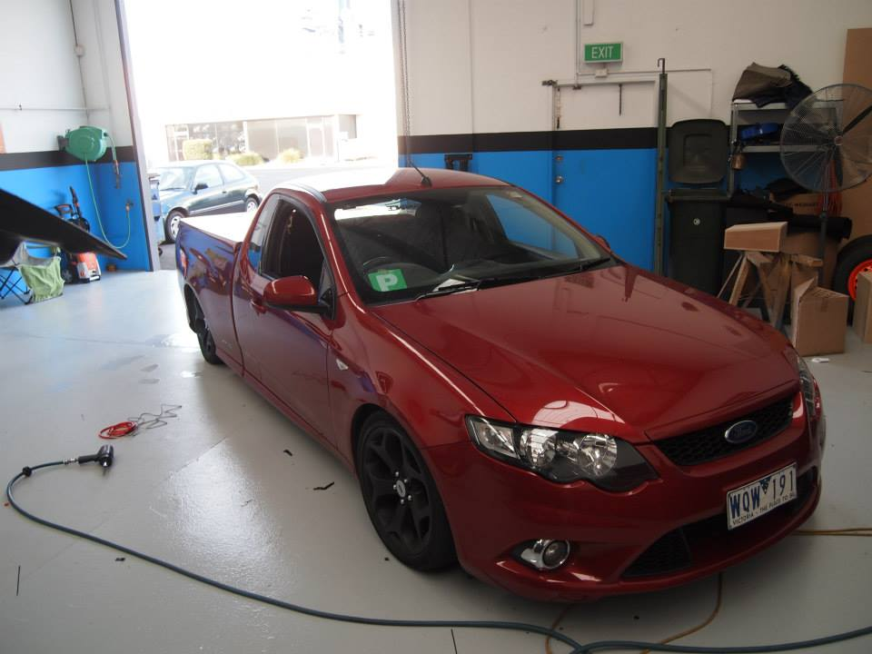 manual ford falcon ba ute speaker wiring choice image
