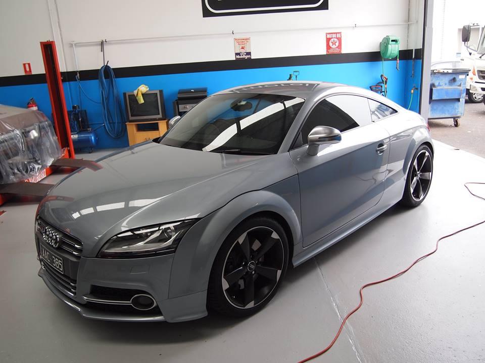 Audi Tt Full Custom Audio Install