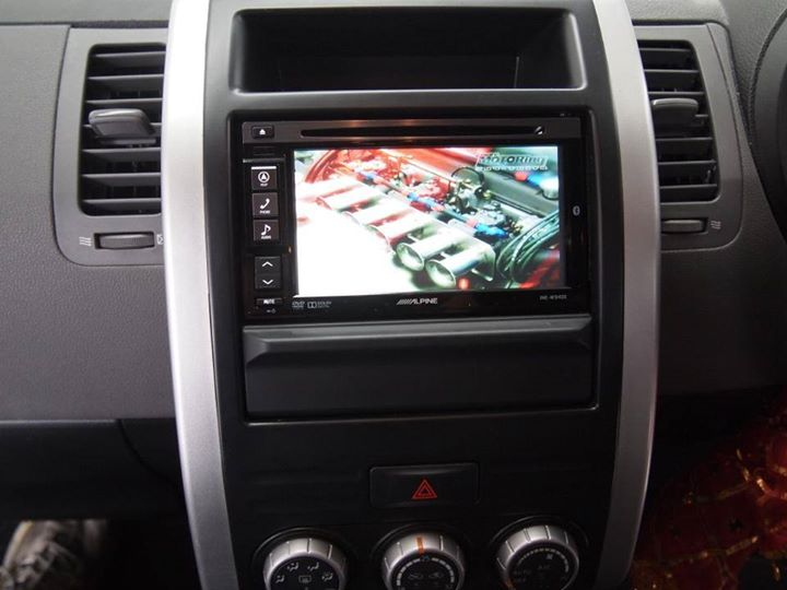 nissan x trail head unit replacement performance car. Black Bedroom Furniture Sets. Home Design Ideas