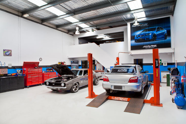 Car Audio Workshop in Melbourne & Online