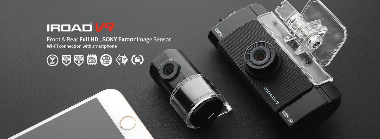 IROAD V9 Cameras Online