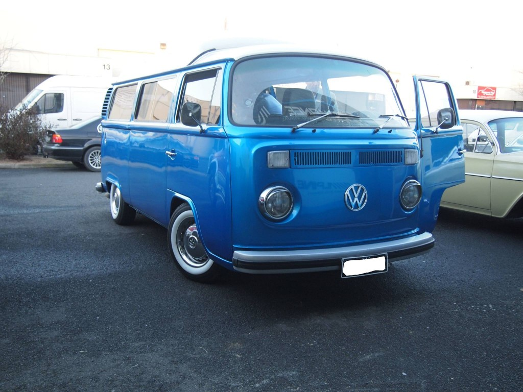 VW Combi Car Audio
