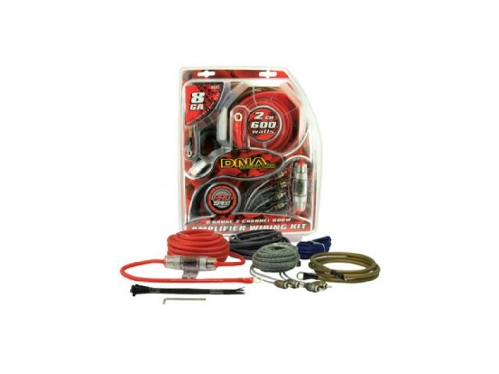 DNA AK82 2 Channel Wiring Kit Online