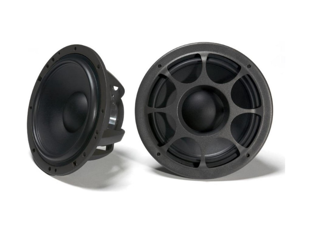 Morel Hybrid 602 Speakers Front