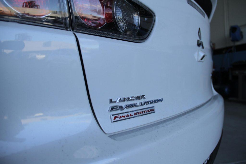 Mitsubishi Lancer Evolution X Car Audio Fitout 4