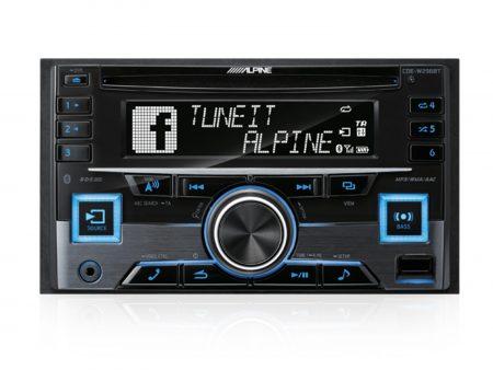 Alpine CDE-W296BT Online