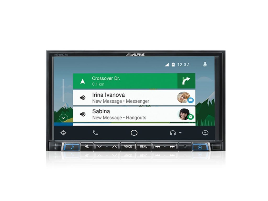 Alpine INE-W977A Apple Car Play Android Auto Melbourne
