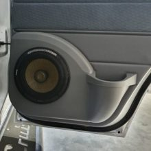 Landcruiser Speaker Door Pod Melbourne Rear