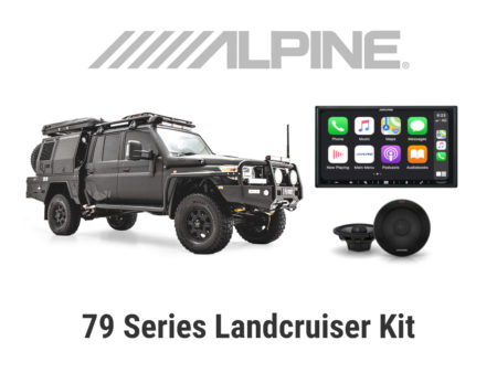 Landcruiser Carplay, Android Upgrade Kit Melbourne Alpine